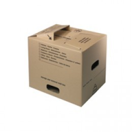Storage and Removals Box 400x320x330mm [Pack of 10]
