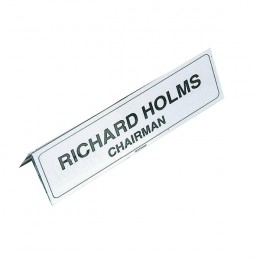 Name Holder 210x65mm Transparent [Pack of 5]