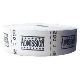 Roll Ticket Admission
