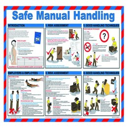 General Sign:Safety Manual 420x590mm