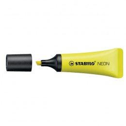 Stabilo Highlighters Neon Yellow [Pack of 10]