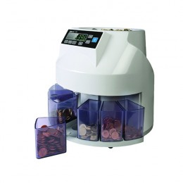 Safescan Euro Coin Counter Sorter