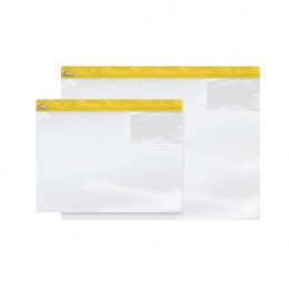 Heavy Duty Zip Bag A4 [Pack of 10]