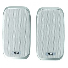 Trust portable stylish 12 Watt 2.0 speaker set (6 Watt RMS)