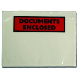 Tenza Document Enclosed Envelopes A6 [Pack of 100]