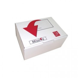 Mailing Carton 350x250x160mm Shoe Box [Pack of 10]