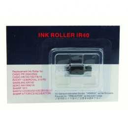 Cash Register Ink Roller Black IR40
