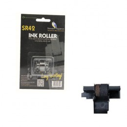 Ink Roller Calculator IR40T Red and Black