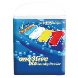Evans One3Five Biological Laundry Powder