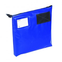 GoSecure Mail Pouch Blue 381x336x76mm