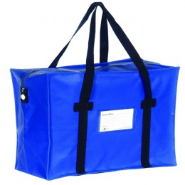 GoSecure Courier Holdall Blue