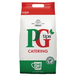 PG Tips Pyramid Tea Bags [Pack of 1150]