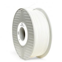 Verbatim PLA Filament 1.75mm 1Kg Reel White