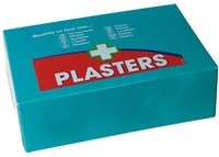 Wallace Cameron Blue Detectable Plasters Assorted Sizes [Pack of 150]