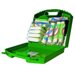 Wallace Cameron Green Box 20 Person First Aid Kit [Alternative Picture 1]
