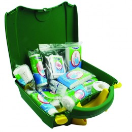 Wallace Cameron Vehicle Green Box First Aid