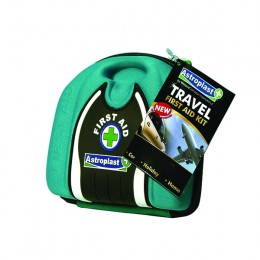 Astroplast Compact Travel Pouch First Aid Kit Green