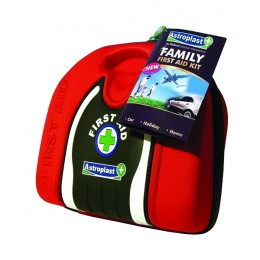Astroplast Family First Aid Kit Pouch Red