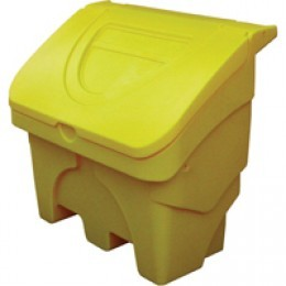 Winter Grit or Sand Box Slim 130 Litre Yellow