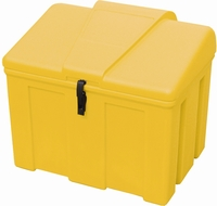 Grit and Sand Box 110 Litre Yellow
