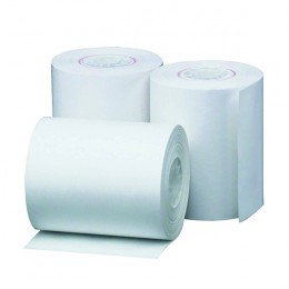 Thermal Till Roll 57x38x12mm White [Pack of 20]