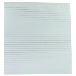 Memo Pad A4 Feint 80 Leaf [Pack of 10]