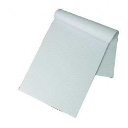 Memo Pad A4 Feint [Pack of 20]