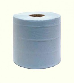 Centrefeed Blue 2-Ply 180mmx150m [Pack of 6]