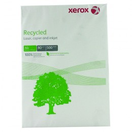 Xerox Recycled A4 80g White [Pack of 500]