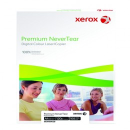 Xerox A4 Premium Nevertear 95 Micron White Copier Paper [Pack of 100]