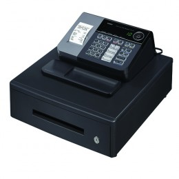 Casio SE-S10MD Cash Register Black