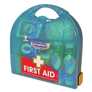 Astroplast Piccolo General Purpose First Aid Kit Ocean Green