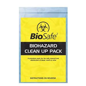 BioSafe Standard Clean Up Pack 1 Application