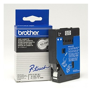 Brother TC291 Black on White