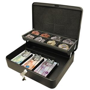 Cathedral Cash Box Black Ultimate 12 Inch