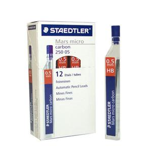 Staedtler MarsMicro Lead 0.5mm HB [Pack of 12]