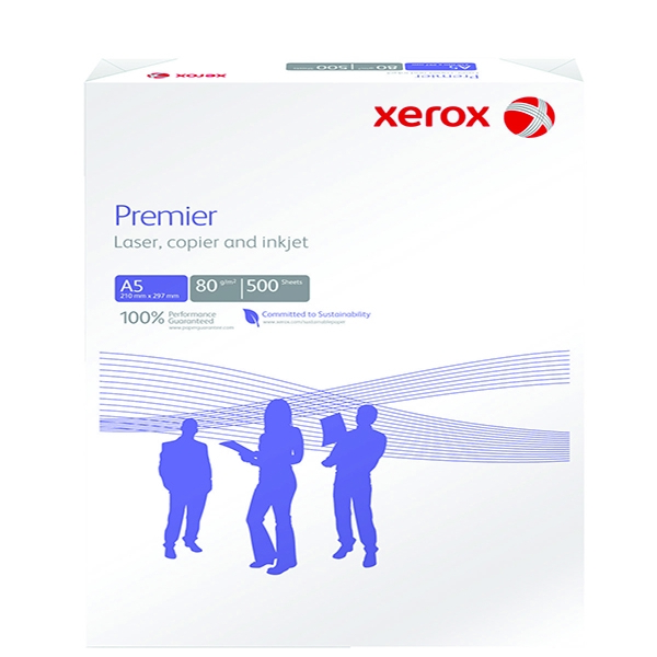 Xerox Premier Paper A5 White [Pack of 5000]