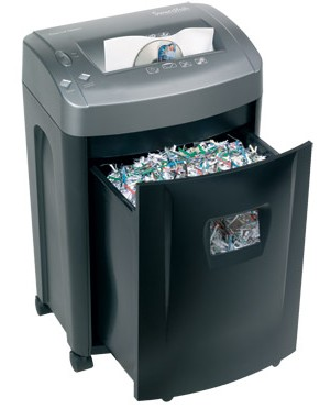 Swordfish 1500XCD Cross Cut Shredder