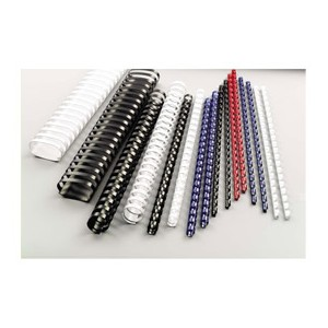 GBC 4028175 9.5mm Black Comb Binders