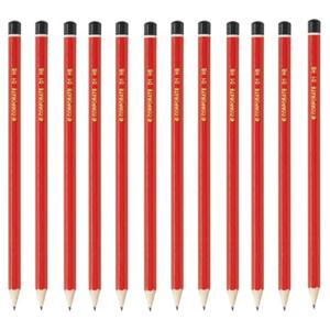 Value Dipped End HB Pencil [Pack of 12]