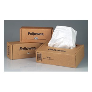 Fellowes 3608401 Shredder Bags [Pack of 50]