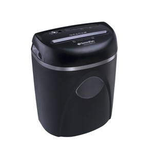 SWORDFISH 1000XCD EL Cross Cut Shredder Black