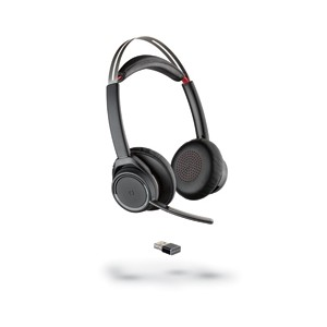 Plantronics Voyager Focus UC B825-M Headset without Charging Stand