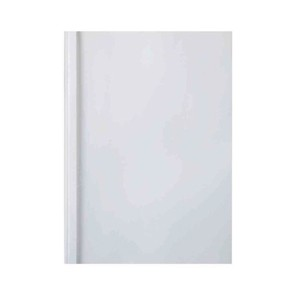 GBC IB370175 A4 White Gloss Thermal Binding Cover 12mm Pack of 100