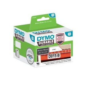 Dymo 1933088 LW Durable shipping label 59mm x 102mm Black on White