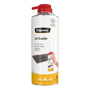 Fellowes HFC-Free Air Duster Can 350ml
