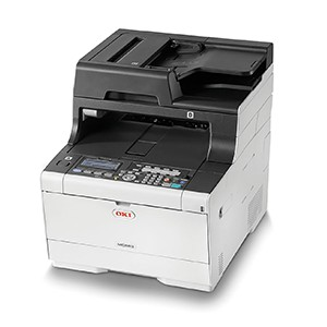 Oki MC563DN A4 Colour Laser Multifunction