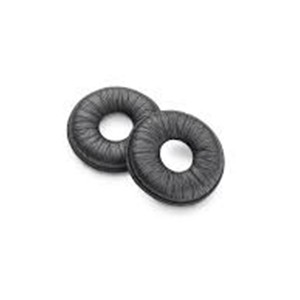 Plantronics Breathable Leatherette Ear Cushion Pack of 2