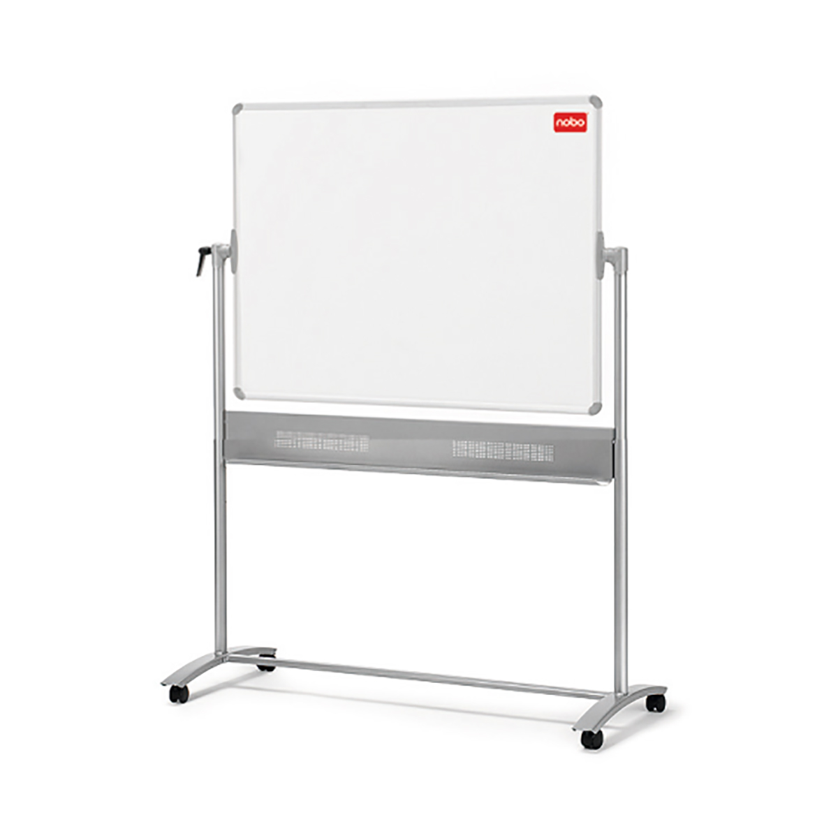 Nobo 1901031 Dual Sided Mobile Whiteboard 1500x1200mm