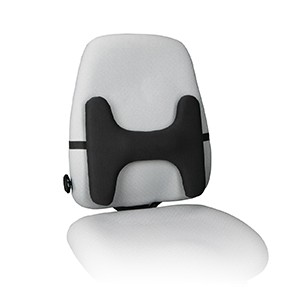 Kensington 62823US SmartFit Lumbar Back Rest